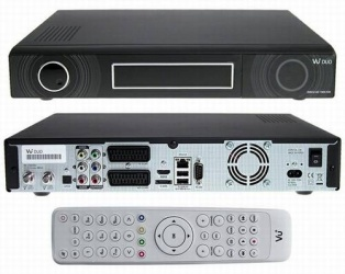 VU+ DUO PVR Twin Tuner Linux