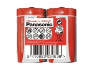 Baterie D (R20) Zn-Cl PANASONIC Red 2S