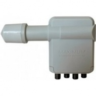 LNB QUATTRO Maximum XO-Line 0,1dB