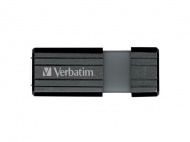 Flash disk VERBATIM USB 32GB PINSTRIPE Black