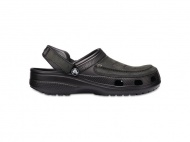 CROCS YUKON VISTA CLOG - Black M11 (45-46)