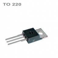 IRF9640  P-MOSFET 200V,6.5A,75W,0.8R  TO220AB