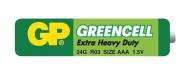 Baterie AAA (R03) Zn-Cl GP Greencell