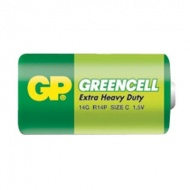 Baterie C (R14) Zn-Cl GP Greencell
