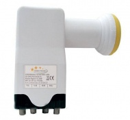 LNB QUATRO Golden Media GM-204 0,1dB