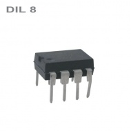 LM386    DIL8   IO