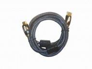 Kabel HDMI HDMI  HQ  2m + Ethernet LEDINO