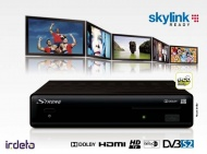STRONG SRT 7504 IRDETO HD DVB-S2 Skylink Redy