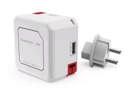 HUB POWER USB PORTABLE