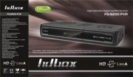 HD-BOX FS-9200 PVR 2xCICATWI